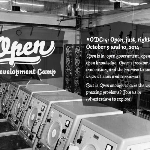 Wij zoeken een Producer en Redacteur voor ODC14