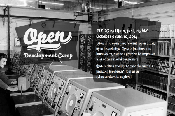 Open Development Camp