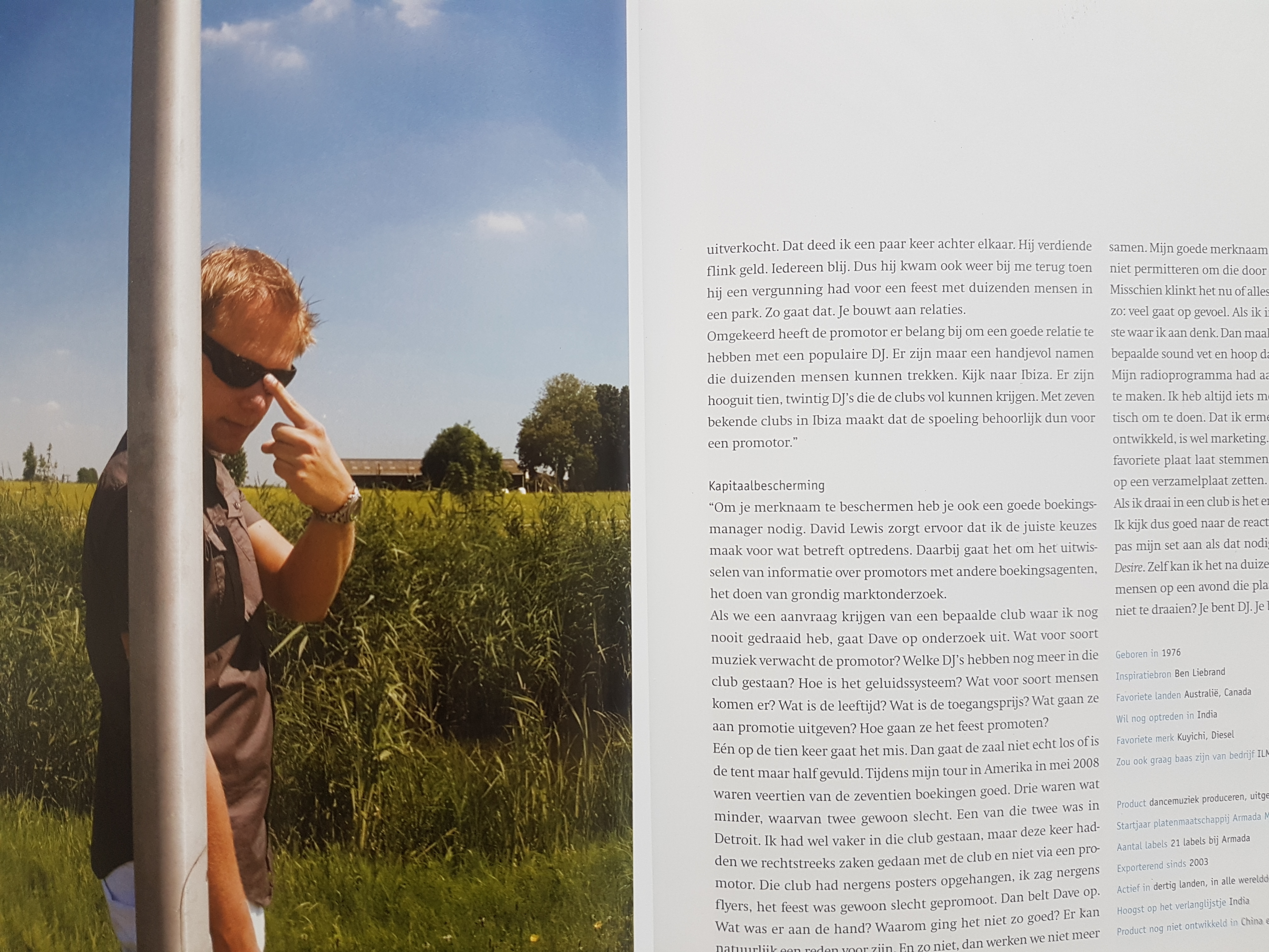 Co-auteur Boek Nederlandse topbrands